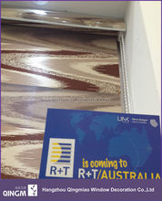 Natural Material Simple Pattern With High Quality Venetian Blinds