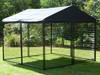 Anping direct supplier decorative dog kennels/ 6ft dog kennel cage/ metal wire dog kennel