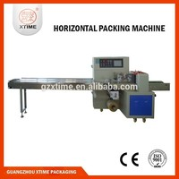 Pillow type chocolate wrapping machine, automatic horizontal chocolate wrapping machine