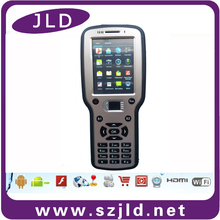 JLD012 AML8726-MXS dual core tablet POS terminal with printer Smart card /GPS /2G Calling /WiFi /Bluetooth/ Android 4.2