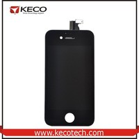 Wholesaler LCD Display Touch Glass Digitizer Screen Assembly for iPhone 4s LCD Display