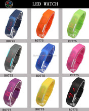 R0775 top sales and H-Q watch & Plastic watch case