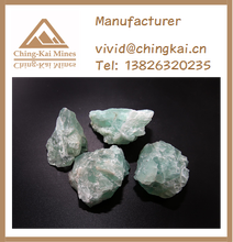 CaF2 80%. Natural Lumps 80% min CaF2, Good Quality Fluorite Lump