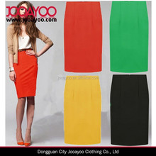 2015 Year Vintage Hepburn High Waist Knee length Swing A Line Pleated Ball Gown Midi Skirt hot new products for 2015 ladies dre