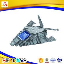 boys new toys blocks fighter for aosini plastic abs building blocks