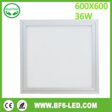 China wholesale price 600X600 square led panel light eyeshield