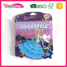 Hot Style mini magic coloring and drawing book