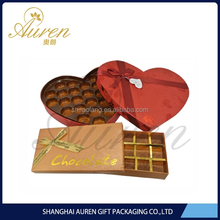 costom luxury paper chocolate packaging box