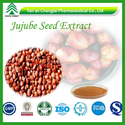 High quality 100% natural Jujube Seed Extract in herbal extract