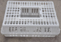 2015 Professional Plastic Transport Cage Chicken