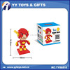 HSANHE Marvel Avenger Flash Super Hero Plastic Building Blocks Modern Toy For Children