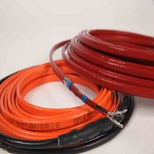 Pipe and equipment freeze protection and temperature maintenance constant wattage heat cable