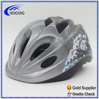 Factory price cheap foam children bicycle helmet