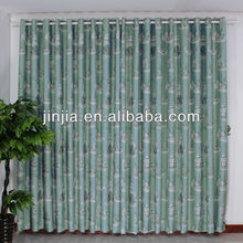 2013 fancy printed living room curtain fabric style01