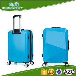 Travel Trolley Luggage with Lock suitcase set