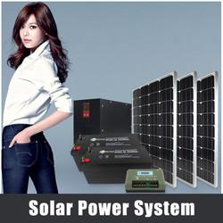 1KW 2KW residential solar power system solar panels 250 watt