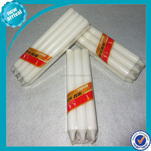 28g white candle for home use / best qulity factory directly