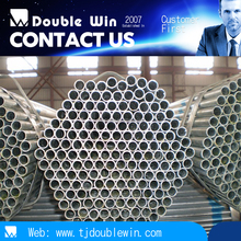 high quality steel pipe hot dipped steel pipe price list of china manufacturer