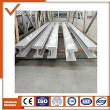 2015 NEW aluminum rail profile, solar panel mounting aluminum rail
