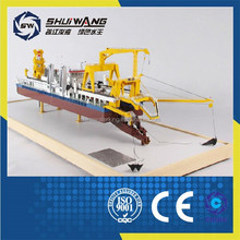 China cutter suction dredger sale/ China swamp excavator marsh buggy on sale