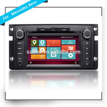 2015 hot-selling Car GPS navigator for Mercedes Benz Smart Fortwo(2008-2011)