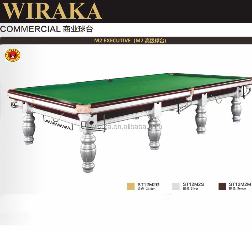 Wiraka m2 executive table buy snooker table executive for 10ft x 5ft snooker table