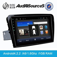 for toyota steering wheel audio controls for Skoda Octavia single dinWholesale Car radio with WIFI SWC IPAS OPS 1.6G CPU Gps