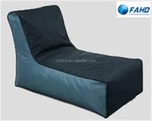 Adultes intérieure loisirs toile tissu sans jambes chaise longue canapé couverture