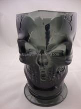 holloween skull pitcher