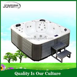 Acrylic Material 5person spa hot tub