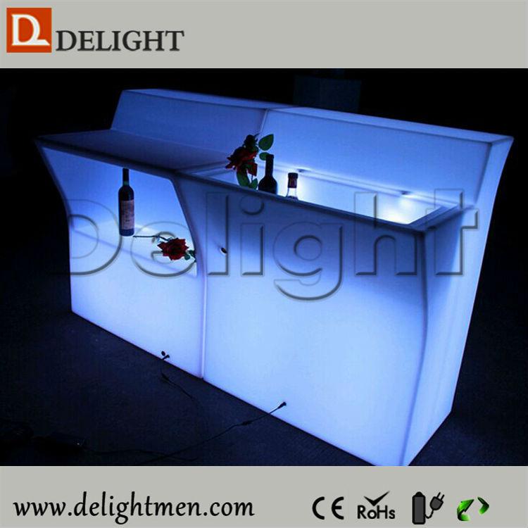 source bar hotel illuminated battery power portable kitchen