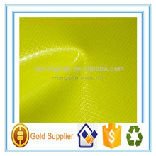 Artificial pu leather with nonwoven backing