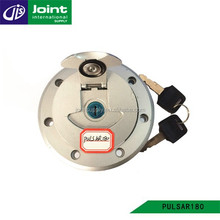 Universal Fuel Tank Cap Motorcycle Fuel Tank Lock Cap for Bajaj Pulsar 180