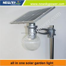 4w 8w solar garden light powerful solar light for garden power solar led garden replacement lamp
