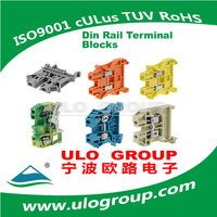 Contemporary Cheap Din Rail Terminal Blocks Tubular Cl Dove Manufacturer & Supplier - ULO Group