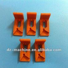 China custom plastic parts manufacturing made as per drawings or samples