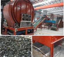 10000Ton Fine Power Production Line/Tyre recycling machine/tire recycling plant