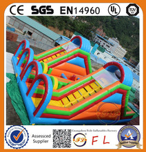 FL popular with high quailty pretty inflatable slide