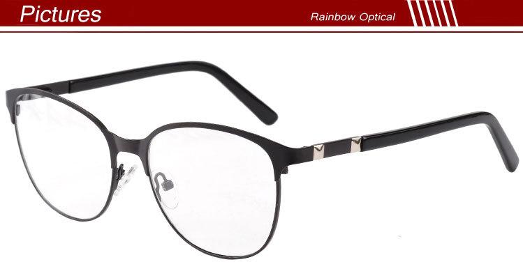 Super Flex 0.6 Mm Stainless Steel Frames Big Shape Latest Glasses ...
