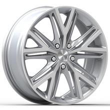 GC type aluminum alloy wheel rim