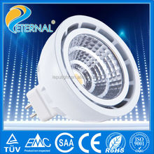 Nice dissipating heat and SAA CE Rohs approved high power 5w mr16 led spotlight