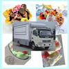 Dongfeng hot dog carts food cart for sale ,food warmer cart ,food cart manufacturer