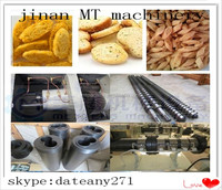 Puffed bread pan snack making machinery / equipment/production line