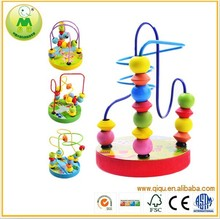 2015 High Quality !Wooden Educational beads toys,kids toy!Hot selling!