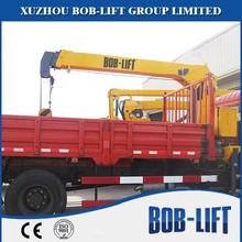 Hydraulic Second Hand Arm Crane for Trucks