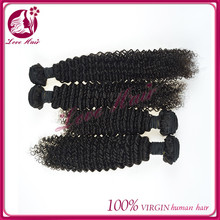 No processed virgin brazilan hair thickening fake crazy natural colored hair extensions buying kinky curl hair