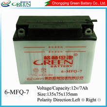 Sealed Battery 12v 7ah High Quality Gel Battery For Motorcycle