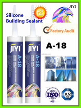 Glass roof silicone sealant/adhesive and sealant/reactors making silicone sealant