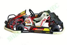 Racing Car cherry red seat covers