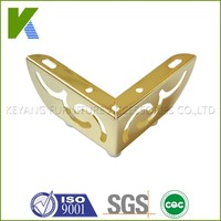 Factory Price Golden Decorative Metal Furniture Legs KYE011